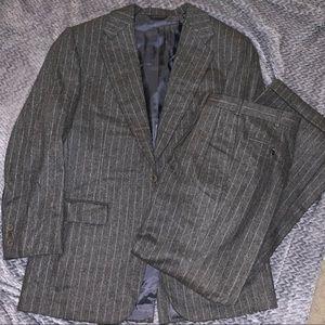 Brooks Brothers wool suit